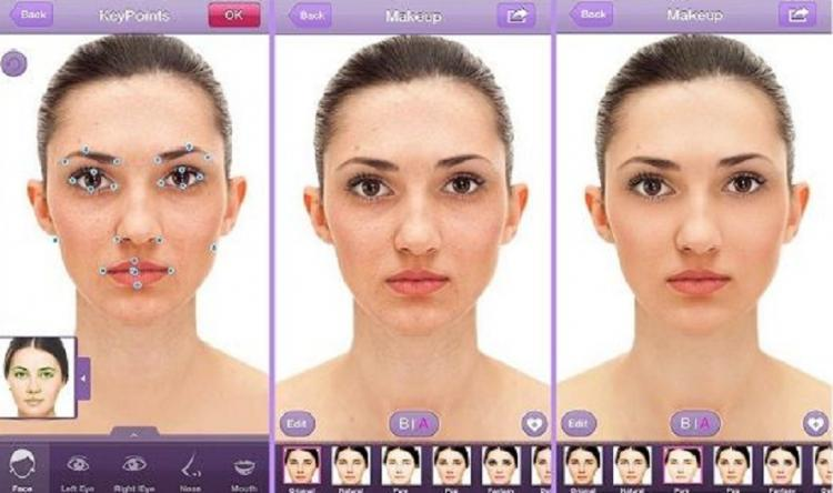 2. Perfect365 Best Face Makeup