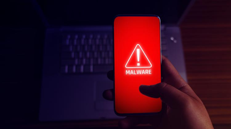 6. Ciri Handphone Terserang Malware