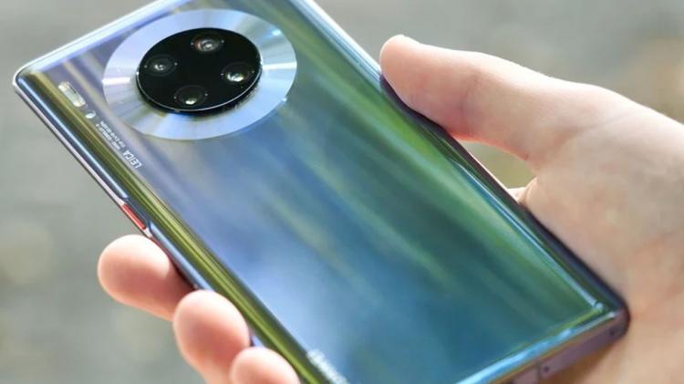 7. Huawei Mate 30 Pro, Hp Dengan Kamera Canggih