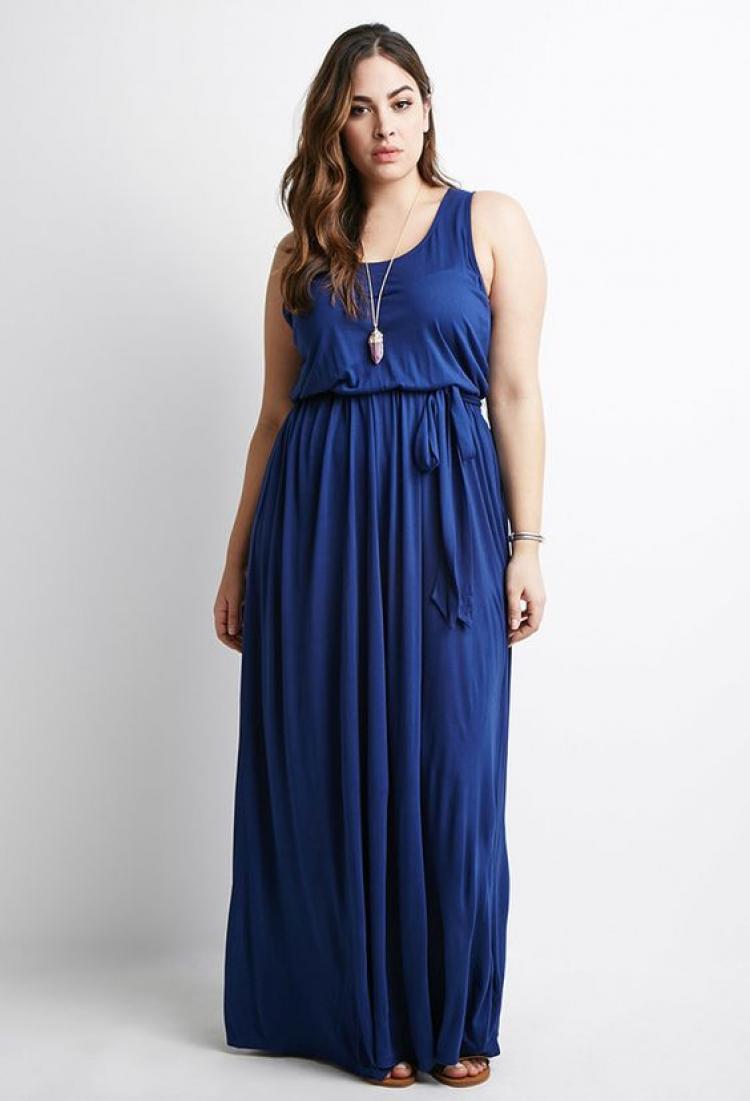 Model Baju Dress Panjang Dengan Lengan Tanpa Sleeves Cantik