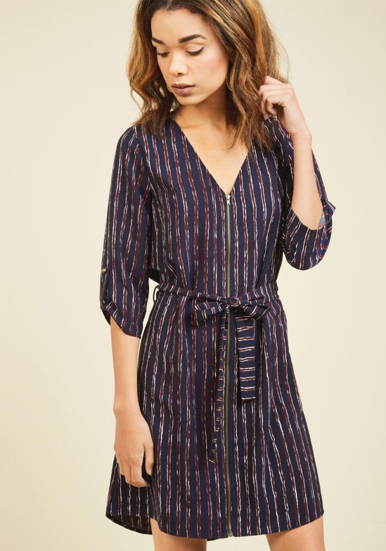 Model Mini Dress Style Casual Sedikit Vintage Yang Memukau